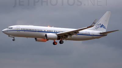 VP-CSK - Boeing 737-8GG(BBJ2) - Private
