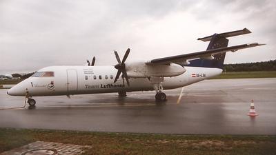 OE-LSA - Bombardier Dash 8-Q314 - Team Lufthansa (Rheintalflug)