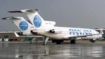 N364PA - Boeing 727-2J0(Adv) - Pan Am