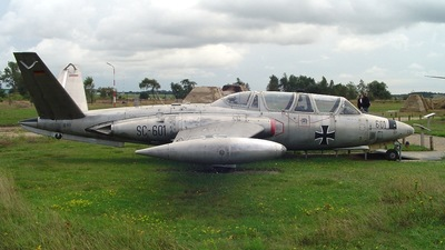 SC-601 - Fouga CM-170 Magister - Germany - Naval Aviation