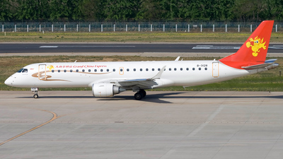 B-3128 - Embraer 190-100LR - Grand China Express