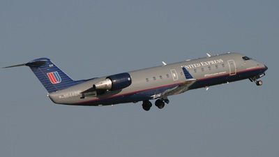 N644BR - Bombardier CRJ-200ER - United Express (Atlantic Coast Airlines)