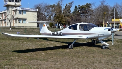 YR-RAE - Diamond DA-40D Diamond Star TDI - Regional Air Services