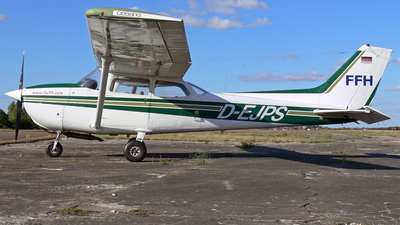 D-EJPS - Cessna 172N Skyhawk II - FFH Flight Training
