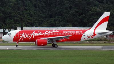 9M-AHD - Airbus A320-216 - AirAsia