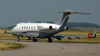 N42GJ - Bombardier BD-100-1A10 Challenger 300 - Private