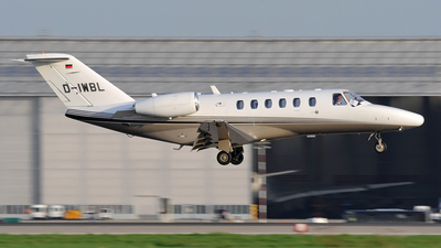 D-IWBL - Cessna 525A CitationJet 2 Plus - Private