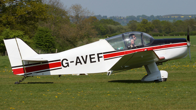 A picture of GAVEF - Jodel D150 Mascaret - [16] - © Daniel Nicholson