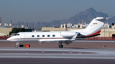 N1PR - Gulfstream G-III - Private