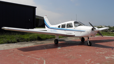 A picture of GLFSJ - Piper PA28161 - [287916536] - © D Kelly- IoM Pics