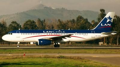 CC-COC - Airbus A320-233 - Lan Chile