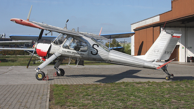 SP-AHS - PZL-Okecie 104 Wilga 35 - Aero Club - Poznañski