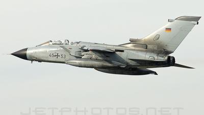 45-53 - Panavia Tornado IDS - Germany - Air Force