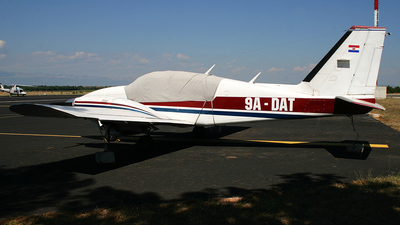 9A-DAT - Piper PA-23-250 Aztec D - Private