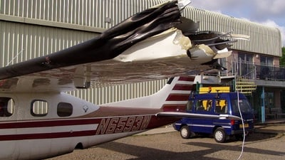 N6593W - Cessna P210N Silver Eagle - Pacnet
