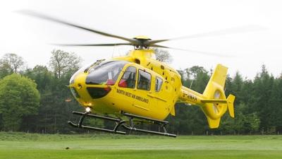 G-NWAA - Eurocopter EC 135T2 - Bond Air Services