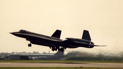 61-7960 - Lockheed SR-71A Blackbird - United States - US Air Force (USAF)