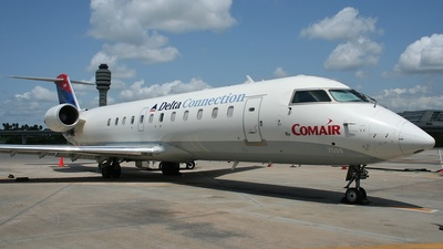 N470CA - Bombardier CRJ-200ER - Delta Connection (Comair)