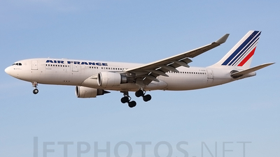 F-GZCK - Airbus A330-203 - Air France