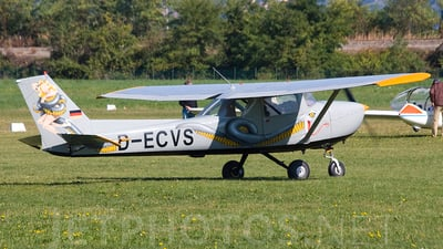 D-ECVS - Reims-Cessna F150L - Private