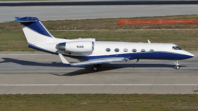 N1AR - Gulfstream G-IV - Private