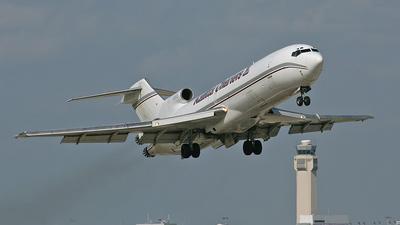N720CK - Boeing 727-2B6(Adv)(F) - Kalitta Charters II
