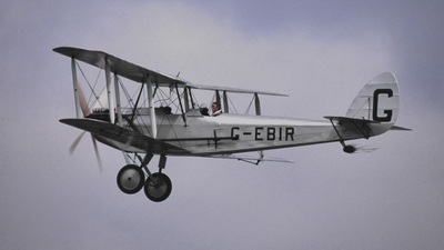 G-EBIR - De Havilland DH-51 Moth - Private