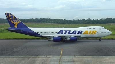 N523MC - Boeing 747-2D7B(SF) - Atlas Air