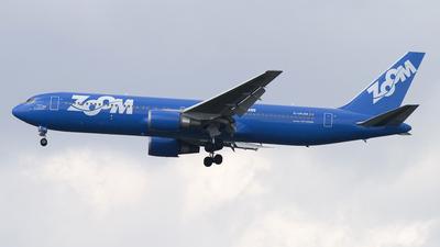 G-UKZM - Boeing 767-3Q8(ER) - Zoom Airlines UK