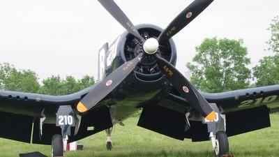 F-AZEG - Chance Vought F4U-5NL Corsair - Private