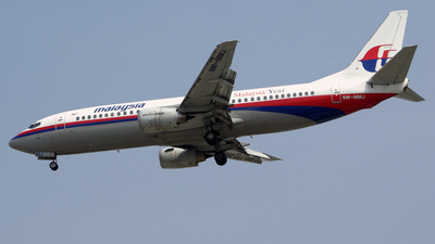 9M-MMJ - Boeing 737-4H6 - Malaysia Airlines