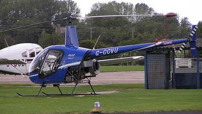 G-CCVU - Robinson R22 Beta - Private