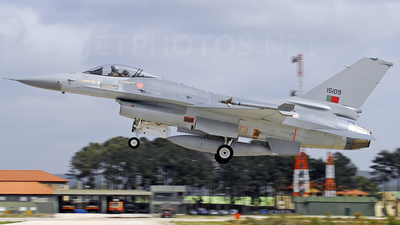 15109 - General Dynamics F-16AM Fighting Falcon - Portugal - Air Force