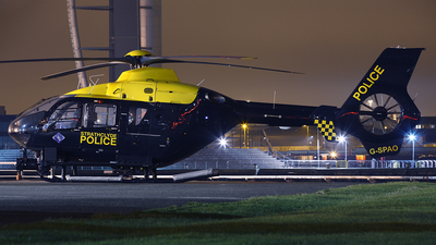 G-SPAO - Eurocopter EC 135T2 - Bond Air Services