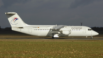 D-AHOI - British Aerospace BAe 146-300 - Eurowings