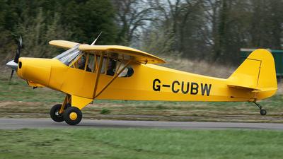A picture of GCUBW - WagAero Acro Trainer - [PFA 10813581] - © Paul Stevenson