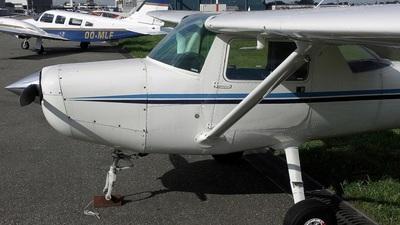 OO-CLK - Reims-Cessna F152 - Private