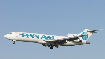 N365PA - Boeing 727-225(Adv) - Pan Am