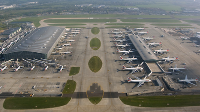 EGLL - Airport - Airport Overview