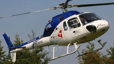 OO-HSB - Aérospatiale AS 355F1 Ecureuil 2 - HSB - Heli Service Belgium