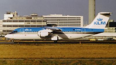 G-UKAG - British Aerospace BAe 146-300 - KLM UK