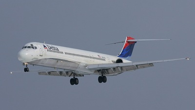 N901DL - McDonnell Douglas MD-88 - Delta Air Lines