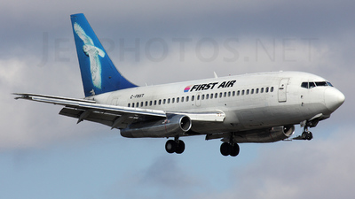 C-FNVT - Boeing 737-248C(Adv) - First Air
