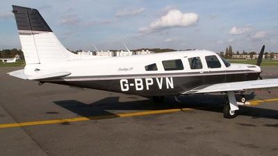 G-BPVN - Piper PA-32R-301T Turbo Saratoga SP - Private