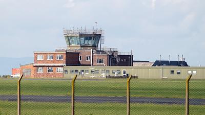 EGDX - Airport - Control Tower