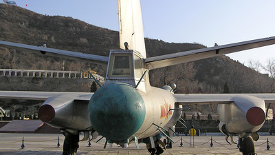 21112 - Harbin HD-5 - China - Air Force