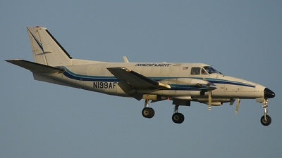 A picture of N199AF - Beech B99 Airliner - Ameriflight - © Ralph Duenas - Jetwash Images