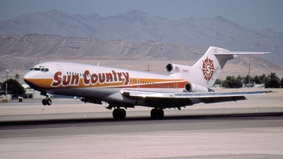 N282SC - Boeing 727-225(Adv) - Sun Country Airlines