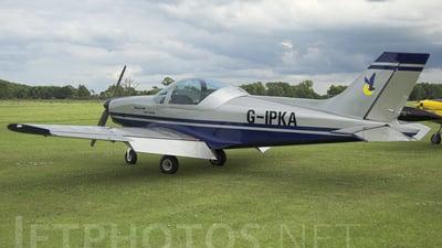 G-IPKA - Alpi Pioneer 300 - Private