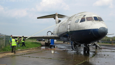 G-ARPO - Hawker Siddeley HS-121 Trident 1 - Private